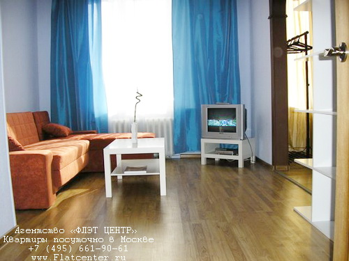 Квартира посуточно на м.Кутузовская,Кутузовский пр-т д.25.