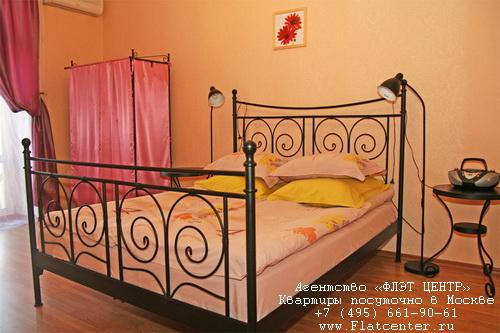 Квартира посуточно на м.Кутузовская,Кутузовский пр-т д.23.