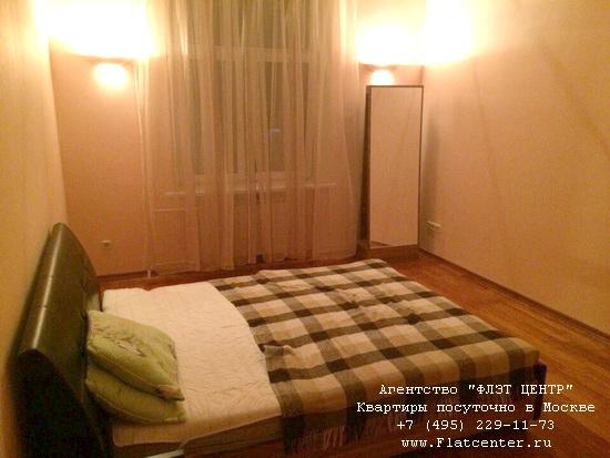 Квартира посуточно вблизи метро Кутузовская на Проспекте Кутузовский Пр-т д.30/32