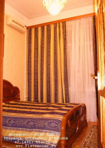 Квартира посуточно на м.Кутузовская,Кутузовский проспект 33 .