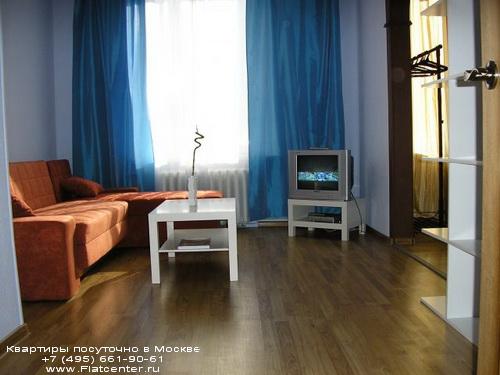 Квартира посуточно на м.Кутузовская,Кутузовский пр. 25.