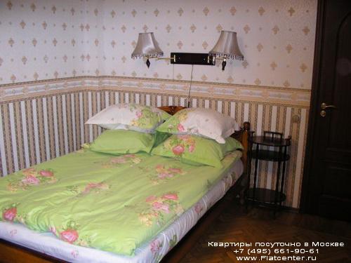 Квартира посуточно в Москве рядом м.«Студенческая»,Кутузовский пр-т 30