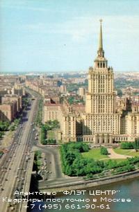 Агентство ФЛЭТ ЦЕНТР - квартиры в посуточную аренду на м.Киевская и Б.Дорогомиловской улице