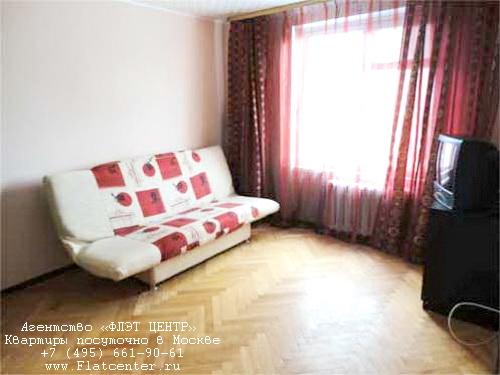 Квартира посуточно м.Кузьминки.Гостиница на Рязанском пр-те.