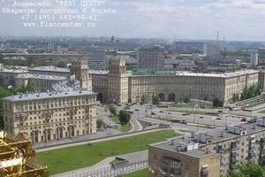 Агентство ФЛЭТ ЦЕНТР  - аренда квартир посуточно у м.Ленинский проспект
