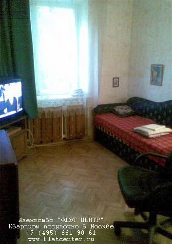 Комната посуточно м.Воробьёвы Горы,на Юге Москвы