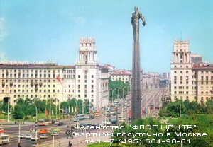 Агентство ФЛЭТ ЦЕНТР  - аренда квартир посуточно у м.Ленинский пр-т