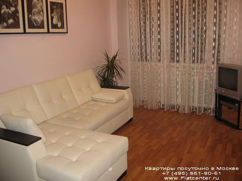 Гостиница на м.Ленинский проспект.Квартира-гостиница рядом с м.Ленинский проспект