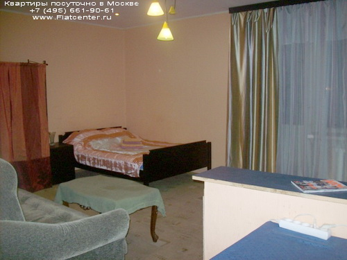 Квартира посуточно в Москве рядом м.Ленинский проспект.Гостиница на Комсомольском проспекте