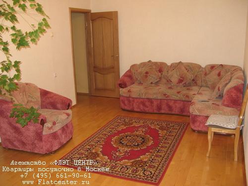 Квартира посуточно на м.Люблино,ул.Новороссийская д.34.
