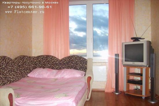 Квартира посуточно в Москве рядом м.Люблино.