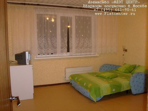 Квартира посуточно в Москве рядом м.Марьино.Гостиница на Люблинской улице