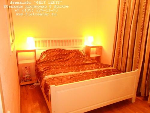 Квартира посуточно на м.Маяковская,ул.1-я Тверская-Ямская д.11.