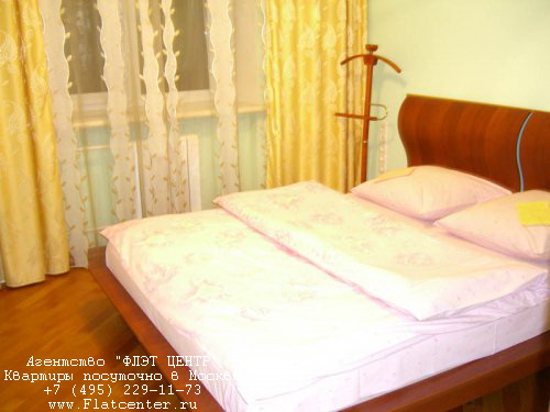 Квартира посуточно на м.Маяковская,ул.4-я Тверская-Ямская 2/11.