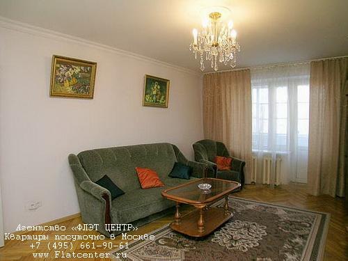 Квартира посуточно на м.Маяковская,ул.4-я Тверская-Ямская 2\11.