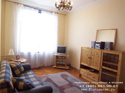 Квартира посуточно на м.Маяковская,Ул. Каретный ряд, д.5. Частный мини-отель около Садового кольца