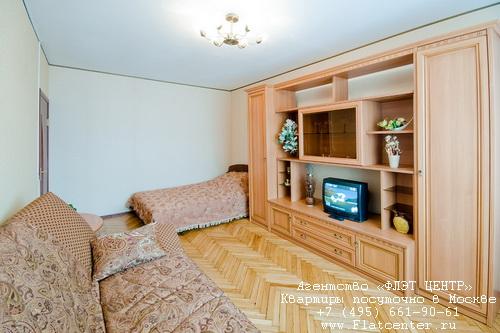 Квартира посуточно на м.Маяковская,Оружейный пер. д.5.