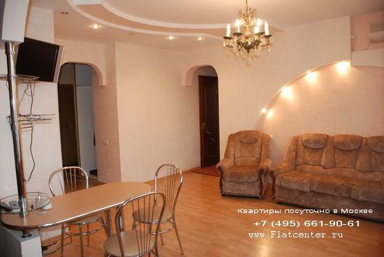 Снять квартиру посуточно у Онкоцентра Блохина,Каширское ш. д.32 к3