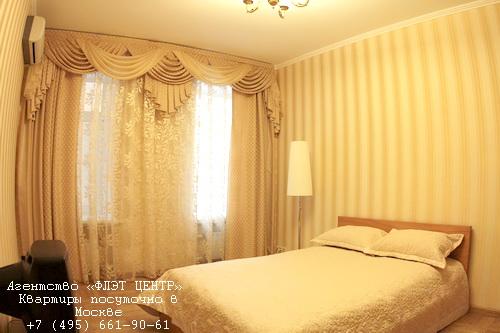 Квартира посуточно в Москве м.Пушкинская,Б.Бронная ул