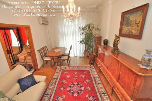 Квартира на м.Маяковская,Тверская-Ямская д.20.