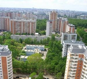 Фото района у м.Медведково