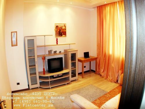 Квартира посуточно в Москве рядом м.Новослободская.Гостиница на Долгоруковской