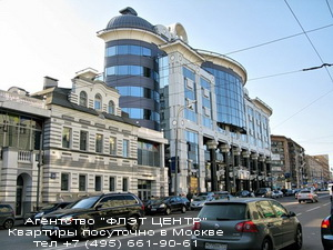Агентство ФЛЭТ ЦЕНТР - аренда квартир посуточно у м.Менделеевcкая
