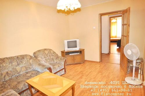 Квартира посуточно «Москва-Сити» ул.Гостиница на Кутузовском проспекте