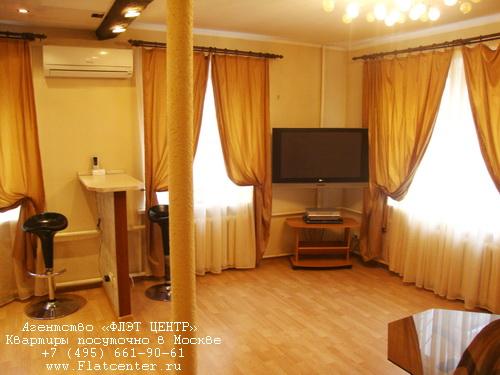 Квартира посуточно «Москва-Сити».Гостиницы и отели на Шелепихинской наб.