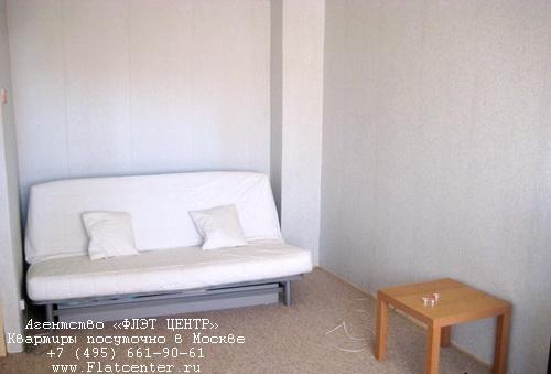 Квартира посуточно «Выставочная».Гостиницы и отели на Шелепихинской наб.