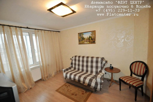 Квартира посуточно на м.Международная,Шмитовский пр. д.24.