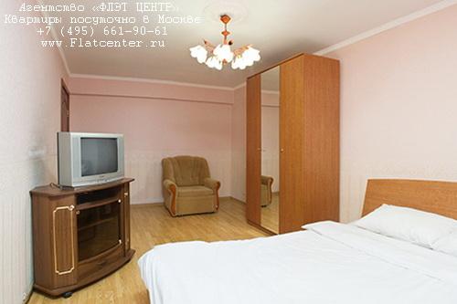 Квартира посуточно в Москве у «Экспоцентра».Снять на сутки квартиру и мини-отель на Кутузовской