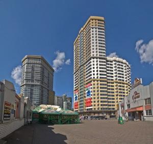 Фото района у м.Молодёжная