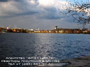 Агентство ФЛЭТ ЦЕНТР - посуточная аренда квартир на Рублёвском шоссе и м.Молодёжная