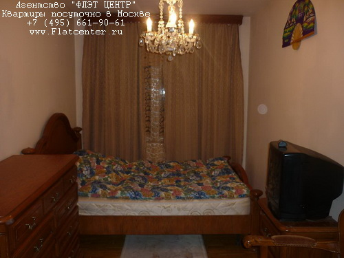 Квартира посуточно на м.Молодежная,ул.Ярцевская, дом 25.