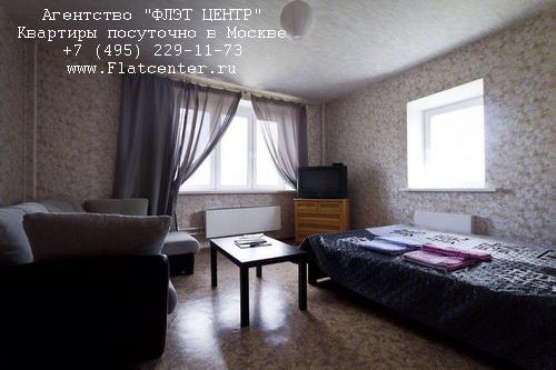 Снять квартиру посуточно м.Молодёжная, ул.Рублевское шоссе дом 95 к 1