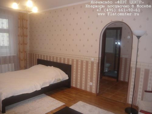 Квартира посуточно м.Мякинино,ул. Игната Титова, д.7