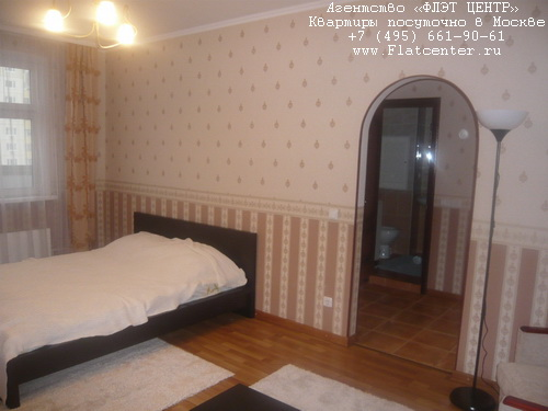 Квартира посуточно вблизи выставки «Крокус-Экспо»,ул. Игната Титова, д.7