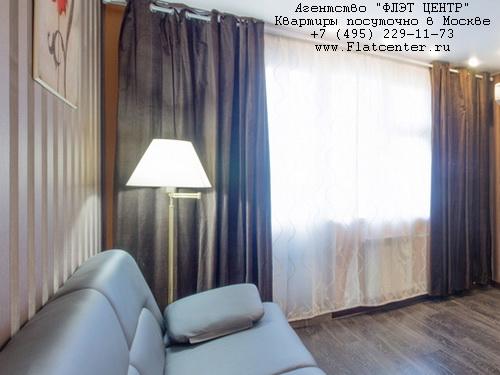 Аренда на сутки вблизи выставки «Крокус-Экспо», Ильинский бул. д.24