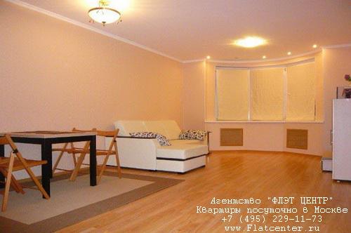 Аренда на сутки вблизи выставки «Крокус-Экспо», ул.Подмосковный б-р д.2