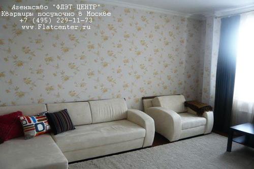Квартира посуточно метро Мякинино, ул.Вилора Трифонова д.8