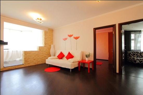 Квартира посуточно на м.Мякинино,ул.Зверева д.6.