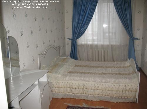 Квартира посуточно на м.Нагатинская,Варшавское шоссе 18.Гостиница на Нагатинской