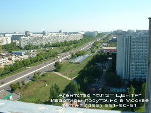 Агентство ФЛЭТ ЦЕНТР - квартиры на сутки м.Нагатинская