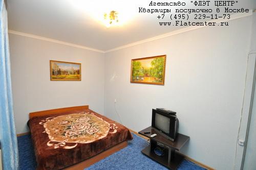 Квартира посуточно на м.Нахимовский пр-т.,Нахимовский пр-т д.9.