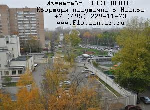 Фото района у м.Нахимовский пр-т.