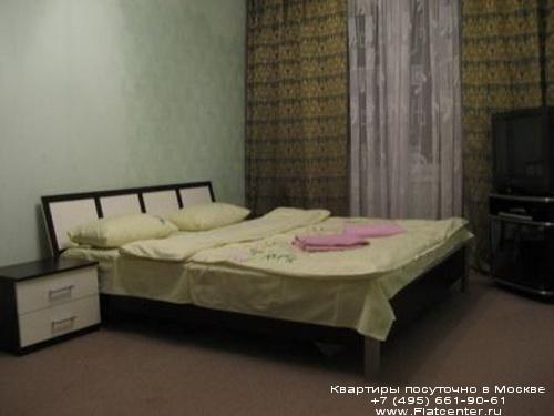 Квартира посуточно в Москве рядом м.Нахимовский пр-т.Гостиница на Варшавском шоссе