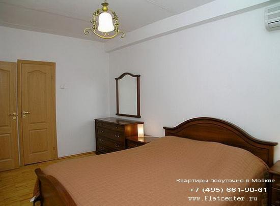 Квартира посуточно Боровицкая,ул.Новый Арбат д.26