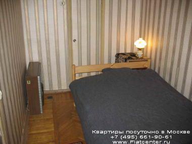 Квартира посуточно в Москве рядом м.Новокузнецкая.Гостиница на Б.Татарской