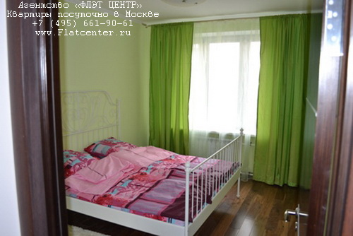 Квартира посуточно в Москве м.Новокузнецкая, Озерковская наб.